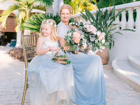 Beach Wedding Florist Cancun